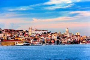 Régions de Lisbonne et Alentejo, Portugal, Lisbonne et le Tage