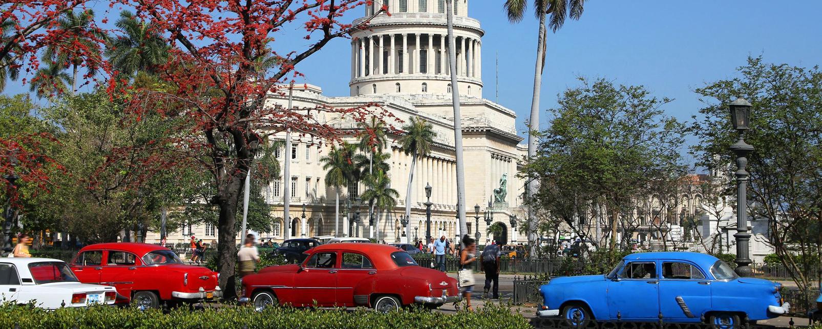 Caraïbes, Cuba, La Havane, Havane, voiture, ville,