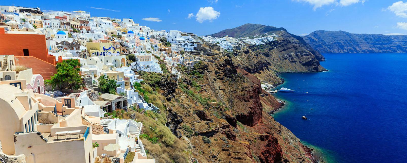 Grecia las islas