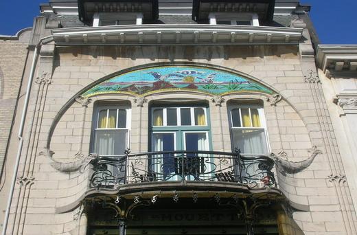 Zurenborg art nouveau en amberes arquitectura en flandres Art nouveau arquitectura