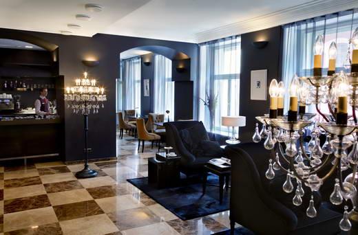 1er jour: Hôtel Telegraaf à Tallinn