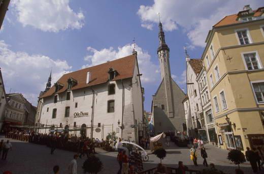 Retour à Tallinn: histoire autour d'une bière