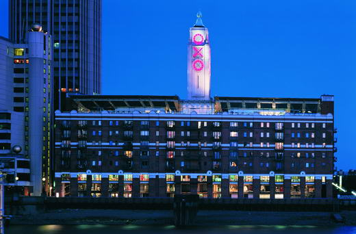Oxo Tower for drinks