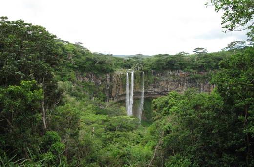 Las tierras de Chamarel