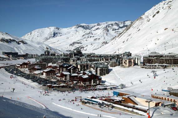 Un village en hauteur fans de ski bienvenue tignes - Office de tourisme de tignes ...