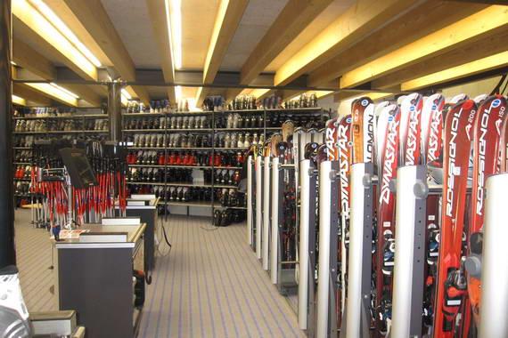 Todo para el esquí