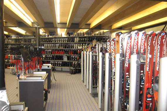 Tout pour le ski