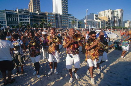 Tanze Samba mit mir - Karneval in Rio de Janeiro