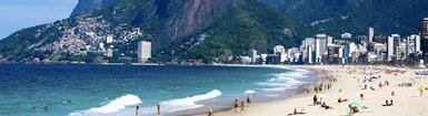 Rio de Janeiro : l'appel du Brésil