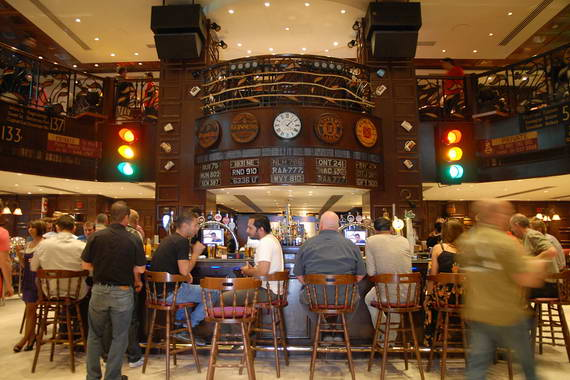 The Dubai Friday brunch phenomenon