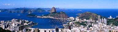 Les churrascos et les caipirinhas à Rio de Janeiro