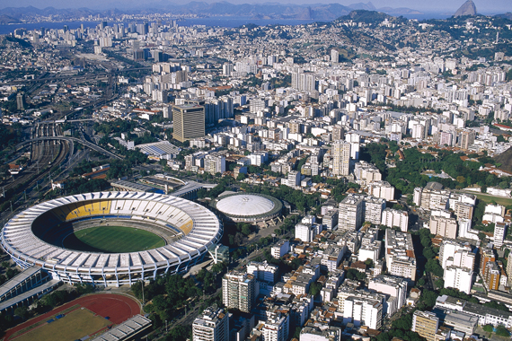 Le stade Maracaña