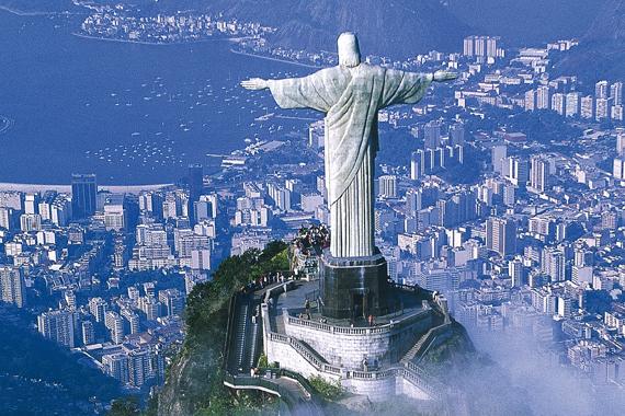 Corcovado et le Christ Rédempteur