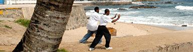 Salvador, le berceau de la capoeira