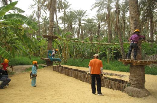 Sahara Lounge, mil aventuras en pleno oasis