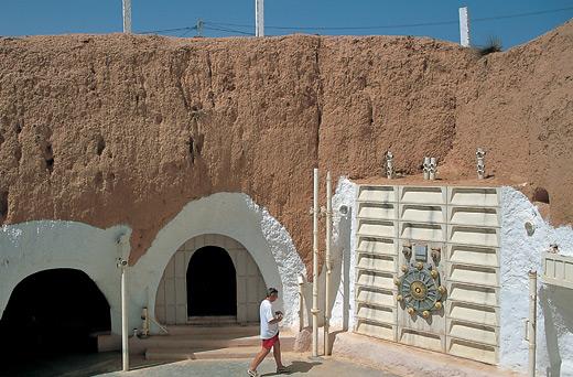 Túnez, un destino de película