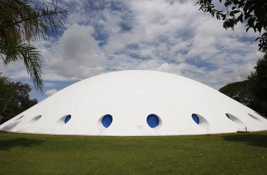 El parque de Ibirapuera, modernidad urbana y diversidad paisajística