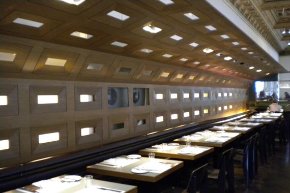 Des restaurants au menu moderne vienne ville design for Interieur sous marin