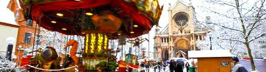 Valonia: paseo por los mercados navideños