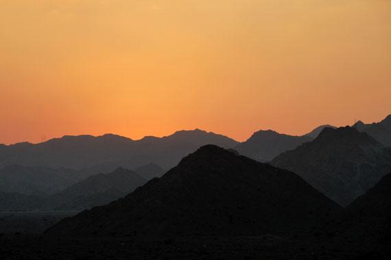 Was hat die Natur in Sharjah zu bieten?