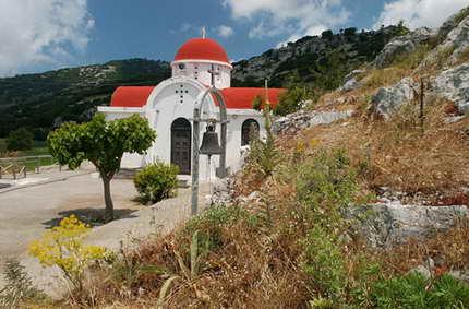 Paseo cretense, entre tradiciones y religión