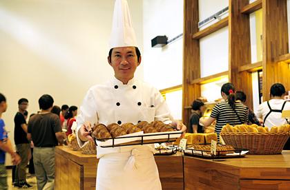 La meilleure boulangerie du monde ?