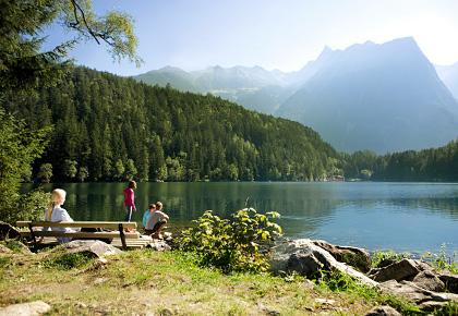 Le lac Piburger See