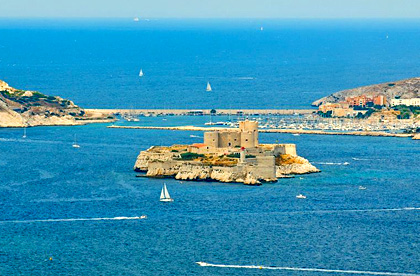 Gefängnisinsel Frankreich