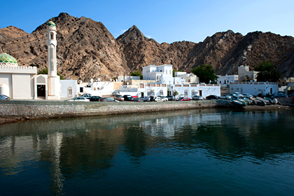 Muscat, the Omani capital - Venture off-road in Oman