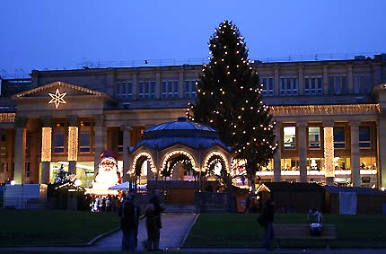 Stuttgart for Christmas