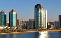 Sharjah-ein Emirat mit arabischer Seele