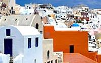 Santorini, la generosa