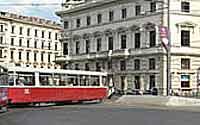 Découvrez Vienne en tramway !