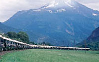 De París a Venecia a bordo del Orient Express