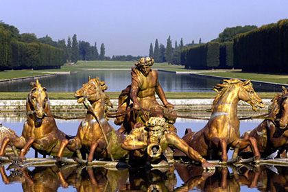 The Gardens at the Château de Versailles - Top 10 beautiful French ...