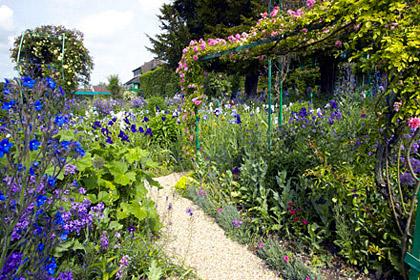 Monetu0027s Garden In Giverny