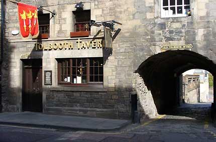 Tolbooth tavern
