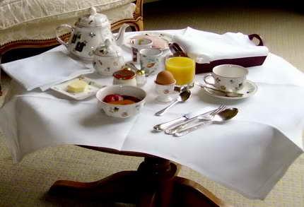 Desayuno pantagruélico