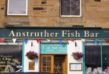 El mejor fish and chips de Escocia