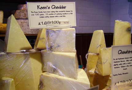 Sorprendentes quesos de granja