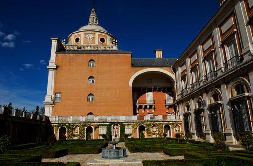 El palacio real de aranjuez y sus jardines tesoros ocultos a dos pasos de madrid - Jardines palacio real madrid ...