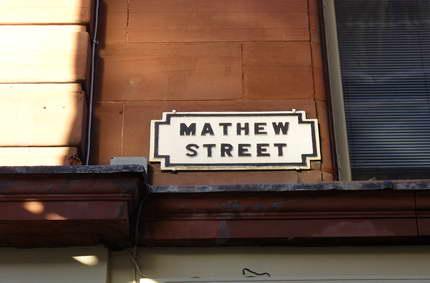 Mathew: la calle del festival
