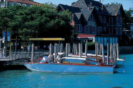 Venecia entre canales