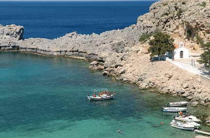 Las playas más hermosas del Mar Egeo