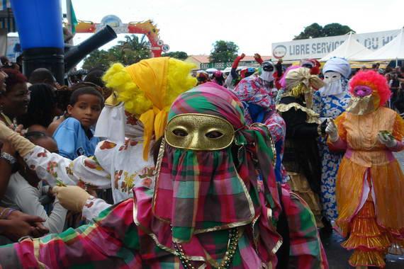 El carnaval, un medio de prevención contra el SIDA