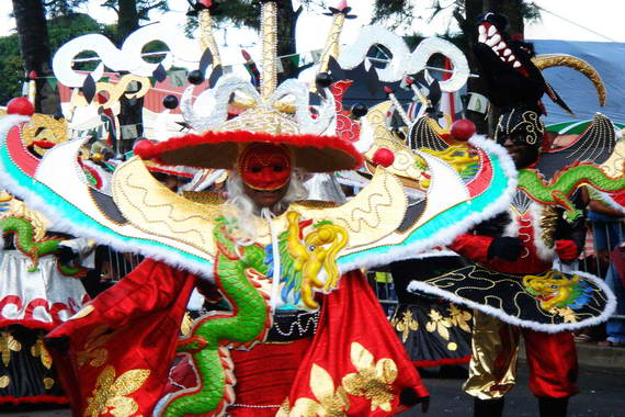 El Carnaval de la Guayana, lugar de estrategias identitarias