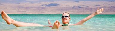 Itinerario por el Mar Muerto