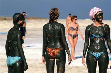 Virtudes del Mar Muerto