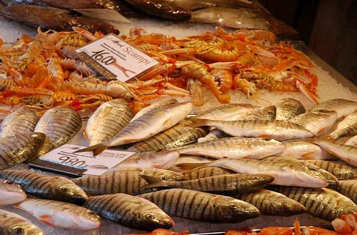 Comer bien en Venecia