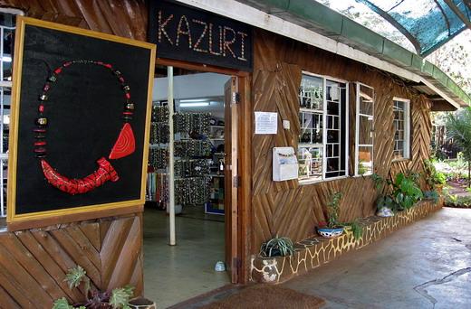 Les bijoux de Kazuri